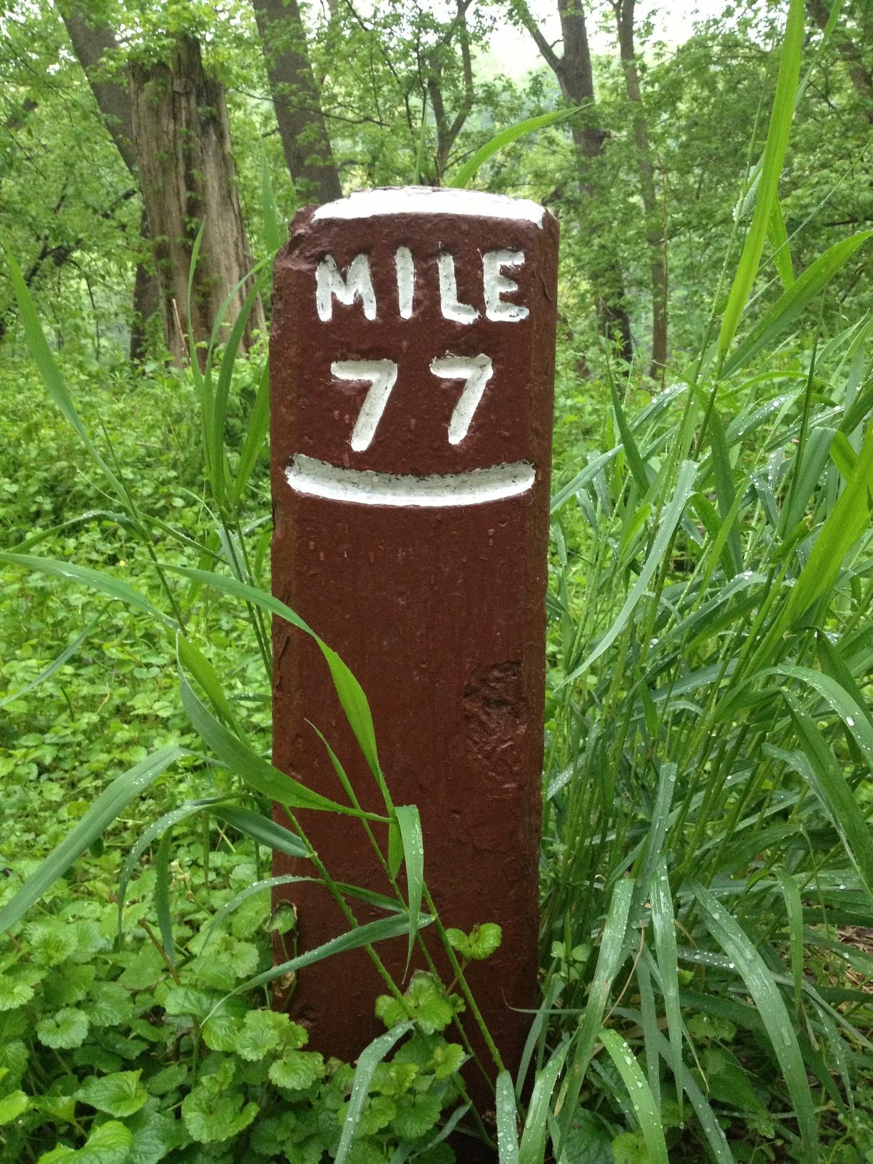 Milepost 77