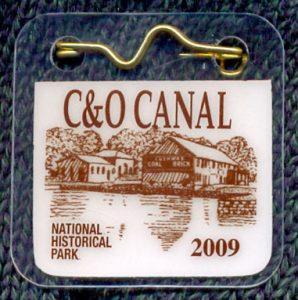 Towpath pin 2009