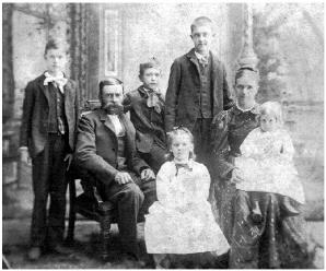 Bloss family 1908