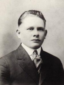 J.P. Mose portrait