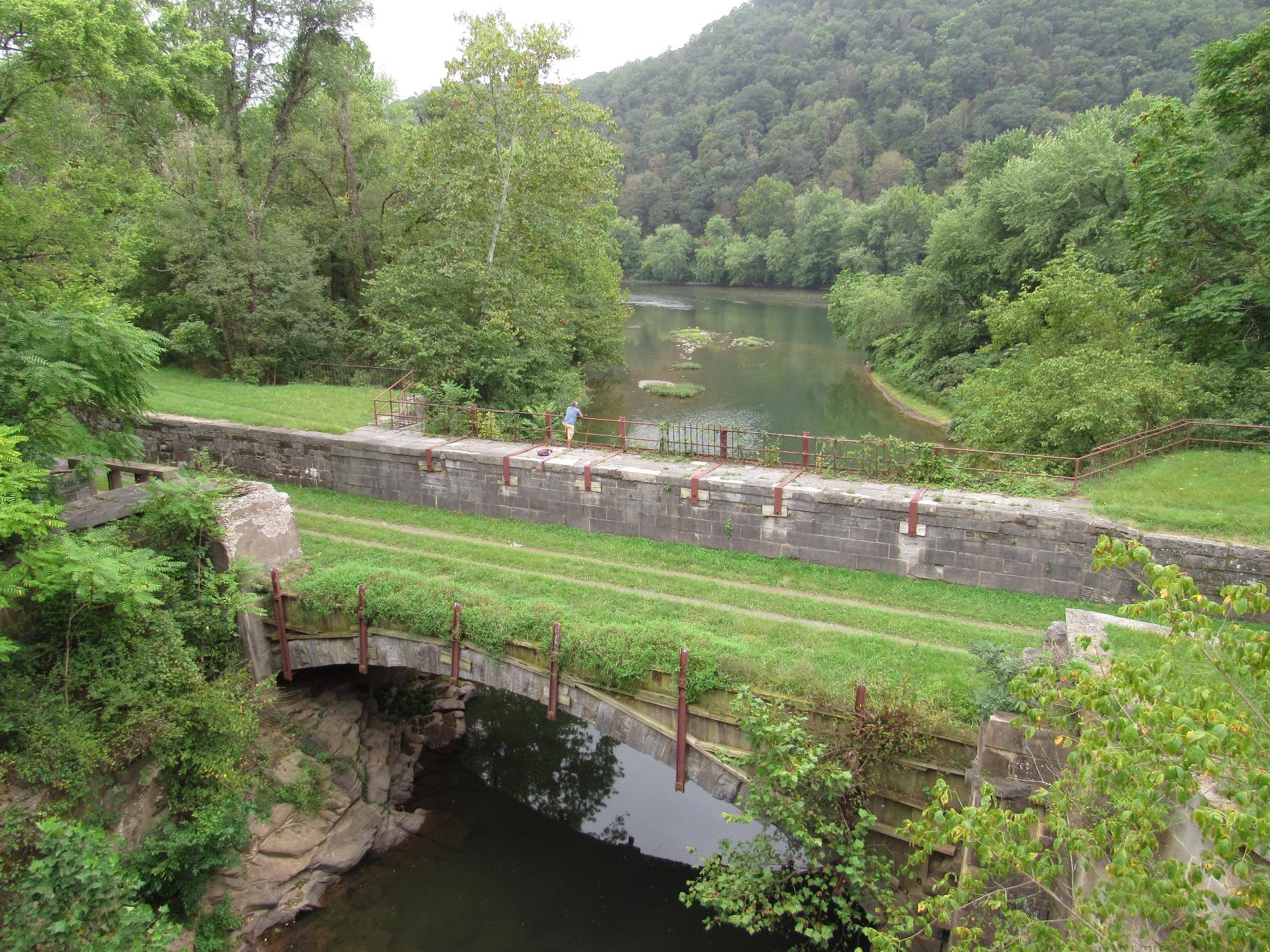 Sideling Hill Creek Aqueduct