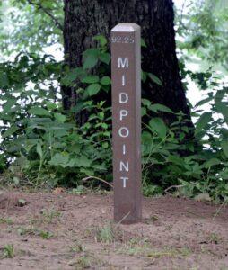 Midpoint marker