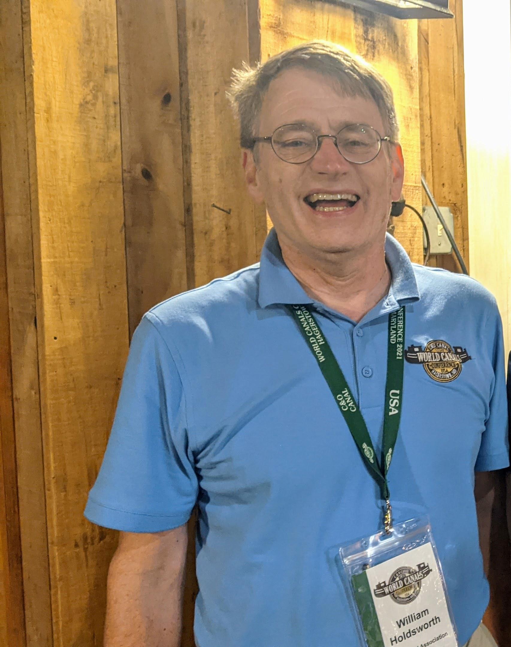 WCC polo shirt
